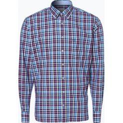 Koszule męskie na spinki: Bugatti – Koszula męska, różowy