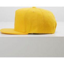 Czapki męskie: HUF BOX LOGO SNAPBACK Czapka z daszkiem yellow
