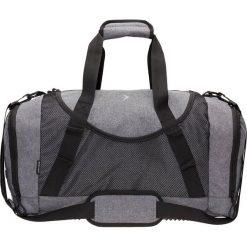 Torba sportowa TPU606 - średni szary melanż - Outhorn. Szare torby podróżne Outhorn, melanż, z gumy. W wyprzedaży za 44,99 zł.