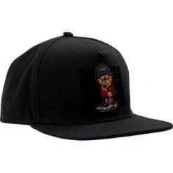 Czapki męskie: Cayler & Sons MERCH GARFIELD CAP Czapka z daszkiem black/maroon