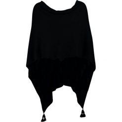 Poncza: comma Ponczo black