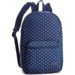 Plecak EMPORIO ARMANI - 402509 8A556 06935 Navy Blue. Niebieskie plecaki damskie Emporio Armani, z materiału. Za 529,00 zł.