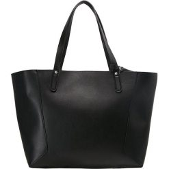 Miss Selfridge PLAIN UNLINED TOTE Torba na zakupy black. Czarne torebki klasyczne damskie Miss Selfridge. Za 149,00 zł.