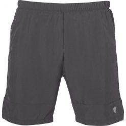 Asics Spodenki męskie Asics 7IN Shorts czarne r. M (154258 0779). Czarne spodenki sportowe męskie marki Asics, m. Za 146,33 zł.