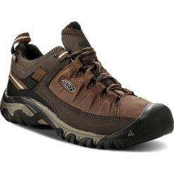Buty trekkingowe męskie: Keen Buty męskie Targhee III WP Big Ben/ Golden Brown r.  42.5 (1018568)