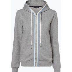 Franco Callegari - Damska bluza rozpinana, szary. Szare bluzy rozpinane damskie marki Franco Callegari, w paski. Za 129,95 zł.