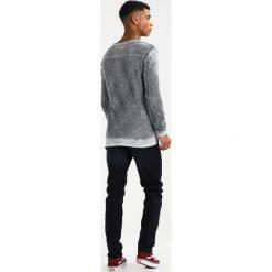 Swetry klasyczne męskie: Tigha WALTON JAQUARD Sweter vintage grey