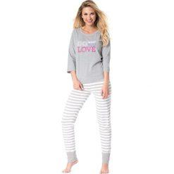 Piżamy damskie: Damska piżama Do you love