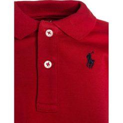 Polo Ralph Lauren BOY BABY Koszulka polo new red. Czerwone t-shirty chłopięce Polo Ralph Lauren, z bawełny. Za 189,00 zł.