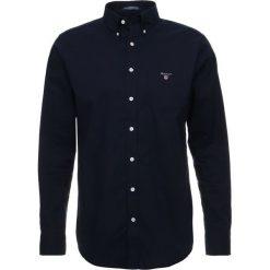 GANT THE BROADCLOTH Koszula navy. Niebieskie koszule męskie marki Polo Ralph Lauren, m, z bawełny, polo. Za 379,00 zł.