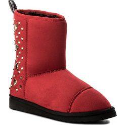 Buty zimowe damskie: Buty LOVE MOSCHINO – JA24173H04JA0500  Rosso