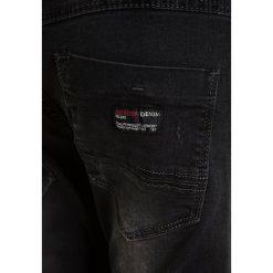Jeansy dziewczęce: Retour Jeans SETH Jeans Skinny Fit black denim