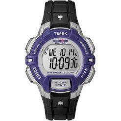 Zegarek Timex Męski T5K812 IronMan Triathlon 30 Lap czarny. Czarne zegarki męskie Timex. Za 190,00 zł.