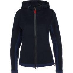 Bogner Fire + Ice DEWI Kurtka Softshell dark blue. Niebieskie kurtki damskie marki Bogner Fire + Ice, z materiału. W wyprzedaży za 807,95 zł.
