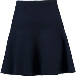Minispódniczki: YAS YASROMAIN Spódnica trapezowa dark blue