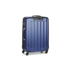 Walizki twarde David Jones  CHAUVETTA 76L. Niebieskie walizki David Jones. Za 289,00 zł.