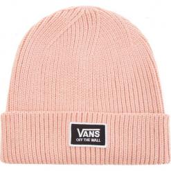 Czapka VANS - Falcon Beanie VN0A34GWOBJ Rose Cloud. Czerwone czapki zimowe damskie Vans, z materiału. Za 99,00 zł.