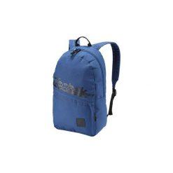 Plecaki Reebok Sport  Plecak Style Foundation Follow Graphic. Niebieskie plecaki męskie Reebok Sport. Za 129,00 zł.