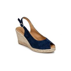 Sandały Betty London  INANI. Niebieskie sandały damskie marki Betty London. Za 289,00 zł.
