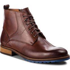 Kozaki QUAZI - QZ-03-01-000018 104. Czarne buty zimowe męskie marki House. W wyprzedaży za 299,00 zł.