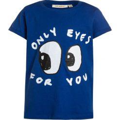 T-shirty chłopięce: Soft Gallery NORMAN  Tshirt z nadrukiem blue