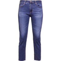 Boyfriendy damskie: AG Jeans PRIMA CROPPED Jeansy Slim Fit blue denim