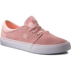 Tenisówki męskie: Tenisówki DC – Trase Sd ADYS300172 Light Pink (Ltp)
