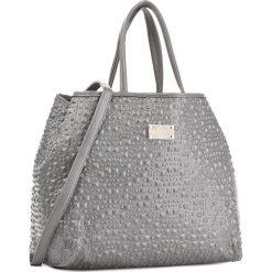 Torebka NOBO - NBAG-D3630-C019 Szary. Szare torebki klasyczne damskie marki Nobo, ze skóry ekologicznej, duże. W wyprzedaży za 149,00 zł.