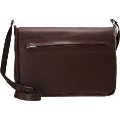KIOMI Torba na ramię dark brown. Brązowe torby na laptopa KIOMI, na ramię, małe. W wyprzedaży za 341,10 zł.