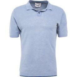 Koszulki polo: Essentiel Antwerp KNOLL Koszulka polo light blue