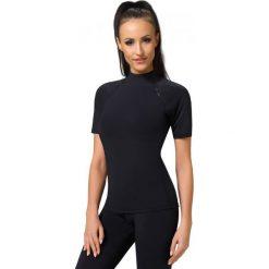 Bluzki asymetryczne: Gwinner Koszulka damska TOP IX WARMline czarna r. M