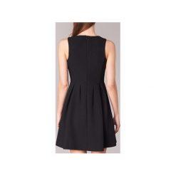 Sukienki krótkie Morgan  RIME. Sukienki małe czarne marki Morgan, z krótkim rękawem. Za 223,20 zł.