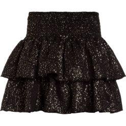 Spódniczki dziewczęce z falbankami: Name it NITSARAH SKIRT  Spódnica plisowana black