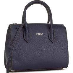 Torebka FURLA - Pin 924707 B BMN1 OAS Blu. Niebieskie kuferki damskie Furla, ze skóry. Za 949,00 zł.