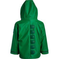 JoJo Maman Bébé WATERPROOF DINOSAUR JACKET Kurtka przeciwdeszczowa green. Zielone kurtki chłopięce przeciwdeszczowe marki JoJo Maman Bébé, z materiału. Za 249,00 zł.