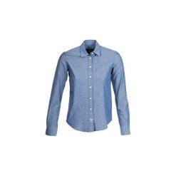 Koszule Gant  EXUNIDE. Niebieskie koszule wiązane damskie GANT. Za 419,30 zł.