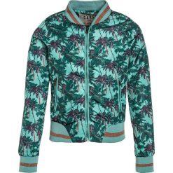 Cars Jeans LEXIA Kurtka Bomber mint. Zielone kurtki dziewczęce przeciwdeszczowe Cars Jeans, z jeansu. W wyprzedaży za 188,10 zł.