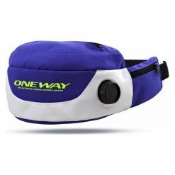 Torby podróżne: One Way Nerka Z Termosem Thermo Belt Purple White Xc Dry