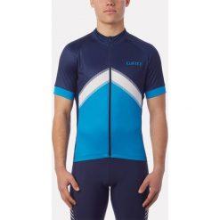 GIRO Koszulka rowerowa Chrono Sport Sublimated Jersey niebieska r. M (GR-8053454). Odzież rowerowa męska Giro, m. Za 272,00 zł.