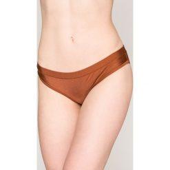 Answear - Strój kąpielowy Stella. Szare dół bikini marki ANSWEAR. W wyprzedaży za 39,90 zł.