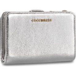 Portfele damskie: Duży Portfel Damski COCCINELLE – BW5 Metallic Soft E2 BW5 11 67 01 Silver 169