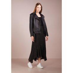 Polo Ralph Lauren Długa spódnica black/white. Czarne długie spódnice Polo Ralph Lauren, z materiału. Za 1049,00 zł.