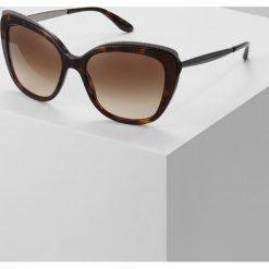 Dolce&Gabbana Okulary przeciwsłoneczne havana. Brązowe okulary przeciwsłoneczne damskie aviatory Dolce&Gabbana. Za 1069,00 zł.