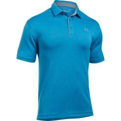 Under Armour Koszulka męska Tech Polo Niebieska r. S (1290140-953). Niebieskie koszulki sportowe męskie Under Armour, m. Za 95,92 zł.