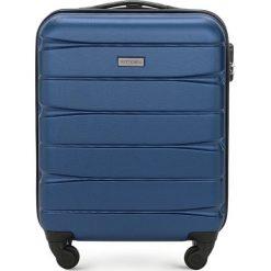 Walizka kabinowa 56-3A-361-90. Niebieskie walizki Wittchen, małe. Za 179,00 zł.
