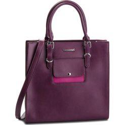 Torebka MONNARI - BAG2470-014 Violet. Czerwone torebki klasyczne damskie Monnari, ze skóry ekologicznej. W wyprzedaży za 199,00 zł.