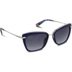 Okulary przeciwsłoneczne FURLA - Elisir 919654 D 143F REM Corteccia d. Niebieskie okulary przeciwsłoneczne damskie aviatory Furla. W wyprzedaży za 579,00 zł.