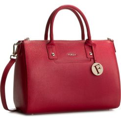 Torebka FURLA - Linda 793558 B BED6 B30 Ruby. Czerwone torebki klasyczne damskie marki Furla, ze skóry. Za 1285,00 zł.