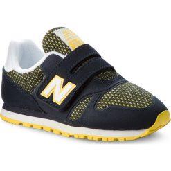 Trampki chłopięce: Sneakersy NEW BALANCE – KA373NRY Granatowy
