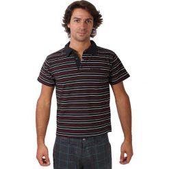 Koszulki polo: Koszulka polo w kolorze czarno-czerwonym